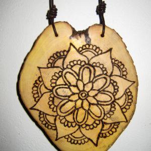colgante decoracion mandala