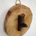 Percha individual de tronco y rama