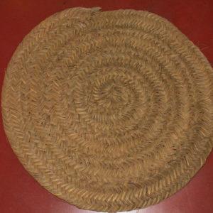 alfombra de esparto
